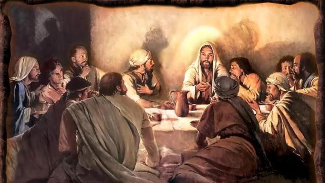 Jesus the Betrayed