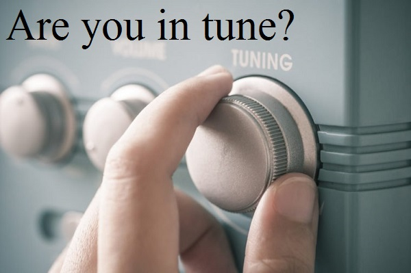 Christlikeness – Are you in tune?