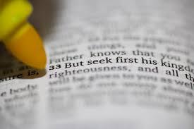 The Kingdom of God is like…